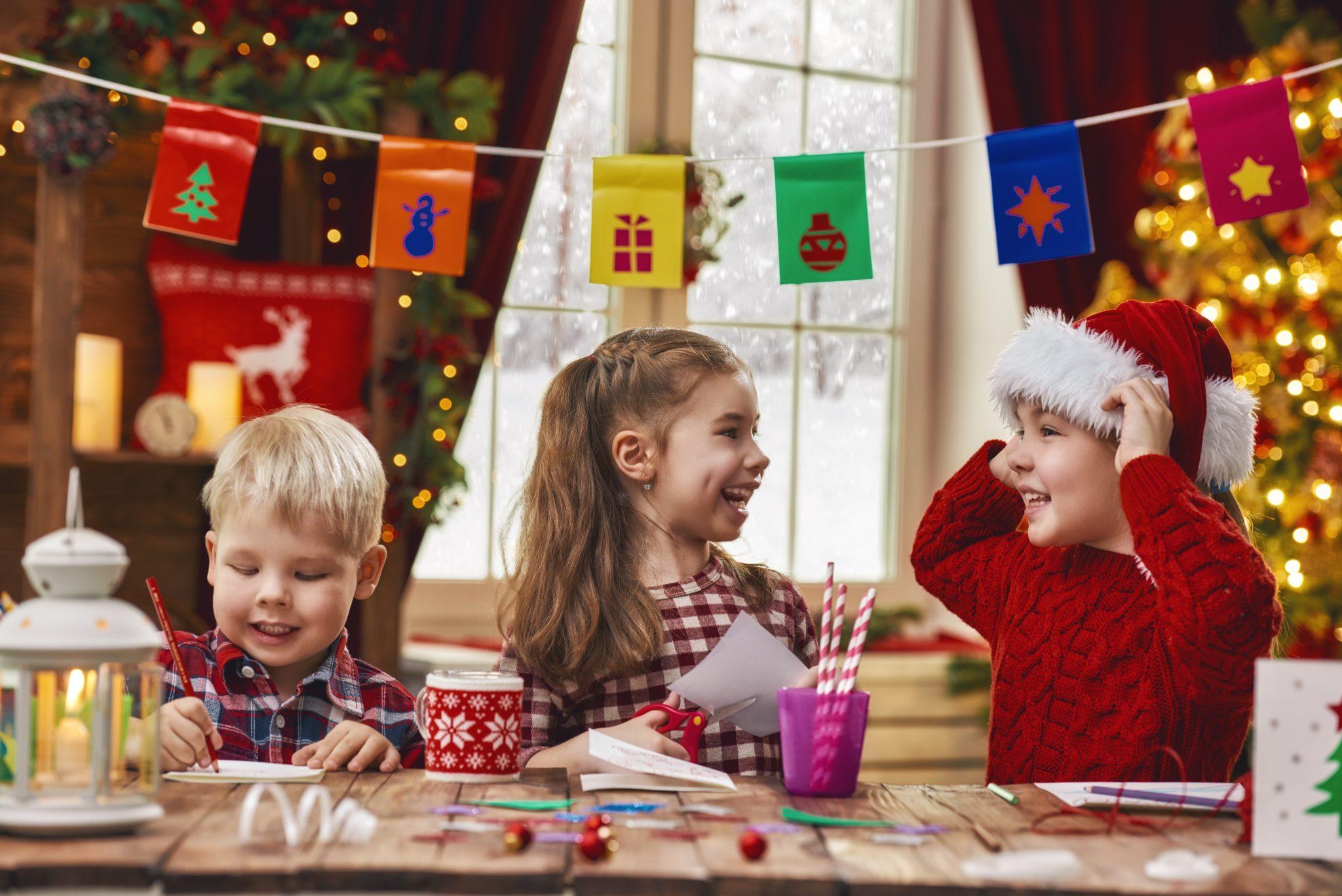Χριστουγεννιάτικες διακοπές και παιδιά: προτάσεις για να τις κάνετε μοναδικές!