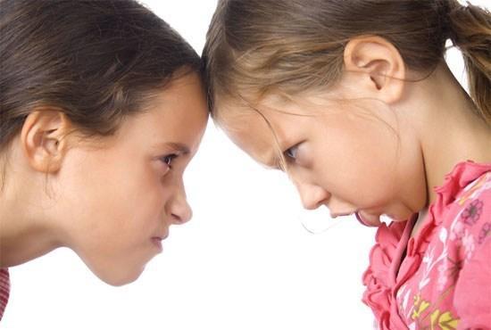 Η επίλυση συγκρούσεων κατά την παιδική ηλικία.